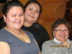 Marlene, Desire and Nathania