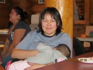 Vanessa and bb Lisa-Kitta